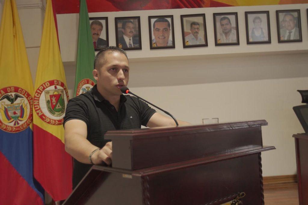 Nota: Samir Palacio, Subsecretario de Gobierno de la Gobernación de Risaralda